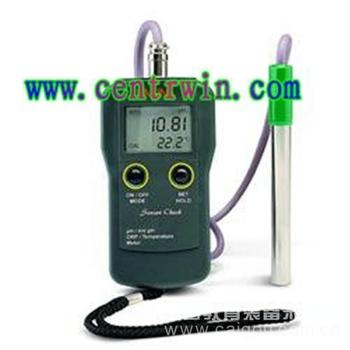 便携式pH测定仪/ORP测定仪/温度测定仪 意大利 型号:CEN/HI991003