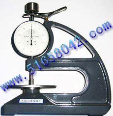 台式测厚仪/台式百分测厚仪/  型号:HL6-CH-10-AT