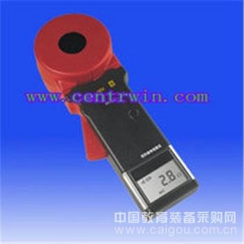 多功能型钳形接地电阻仪/回路电阻测定仪 型号:HJETCR-2000