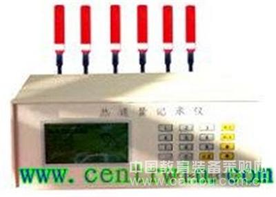 土壤热通量记录仪 型号:BYSR-2R