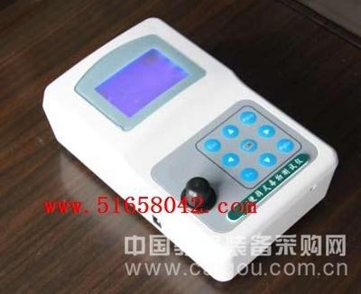 便携式毒物测试仪/便携式毒物检测仪  型号:HAD-ZZW