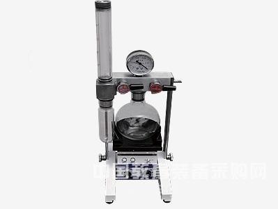 热真空全脱分析仪/热真空蒸馏脱气器  型号:HAD-G01