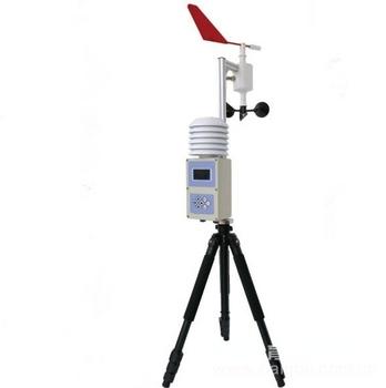 便携式气象参数检测仪,便携式气象五参数监测仪 型号:HAD-7100