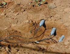 土壤墒情遥测自动化系统型号: H13672