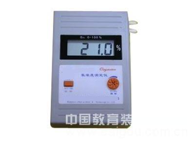 手持便携式测氧仪/便携式测氧仪/氧气检测仪 型号:HL-CY-100B
