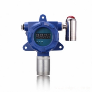 独特的红外遥控功能固定式氨气报警器