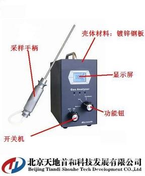 泵吸式环氧乙烷分析仪