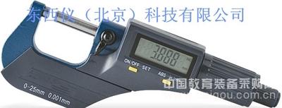 厂家直销 数显千分尺 可做中性  产品货号: wi99306