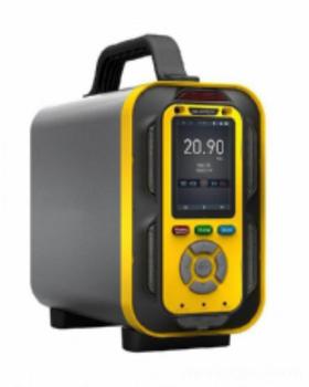 高精度手提吸入式碘气检测仪支持温度补偿