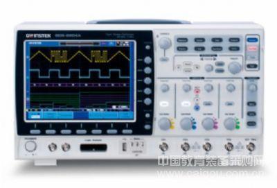 固纬示波器300M带宽四通道数字示波器GDS-2304A