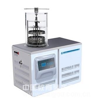 诺基仪器品牌卧式冷冻干燥机TF-FD-27S多歧管压盖型可比进口产品