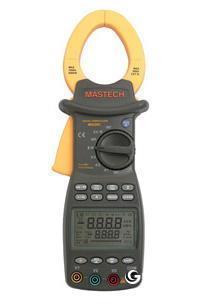 MS2203三相智能功率钳形表