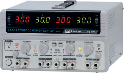 GPS-4251 直流电源供应器