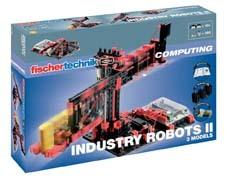 慧鱼创意组合模型工业机器人