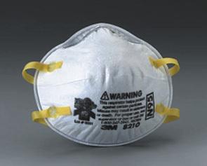 带呼气阀N95口罩
