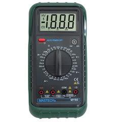 3 1/2位带小电流测量数字多用表
