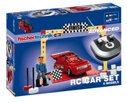 慧鱼创意组合模型RC 汽车组合包