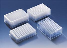 美国Axygen 原装384孔带裙边PCR板