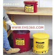 油渍废弃物防火桶