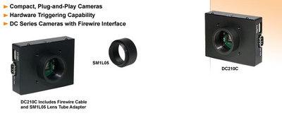 FireWire CCD Camera