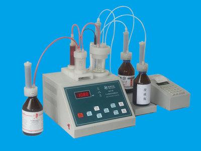 SKF-1(A)全自动卡尔费休水份测定仪