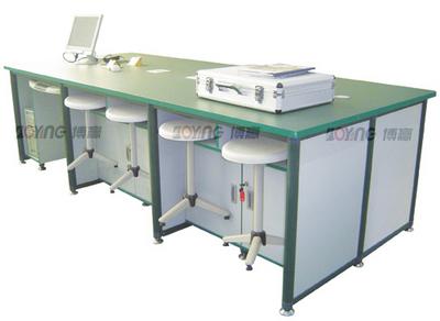 供应BY-TJ-W物理探究实验室设备学生桌