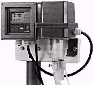 横河电机Yokogawa无试剂型游离氯余氯分析仪FC400G
