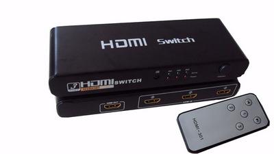 HDMI3口切换器,HDMI切换器支持1080P 1.3B版本