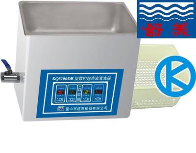 舒美牌KQ3200DB台式数控超声波清洗器