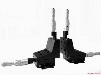 三维光纤调整架