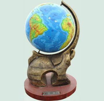 大象地球仪