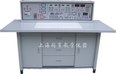 TYK-760D 电工、模电、数电、电力拖动(带直流电机)实验与技能实训考核实验室成套设备