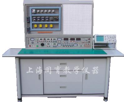 TYKL-745C 通用电工、电子、电拖实验与电工、电子、电拖技能综合实训考核装置