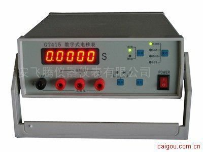 数字式电秒表GT401D,GT405D,GT408D,GT415