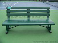 网球场铝合金运动员休息椅AY-001