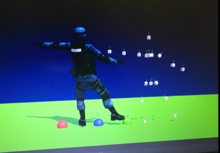 VR交互WISEXMA人体运动姿态捕捉全身动作捕捉系统