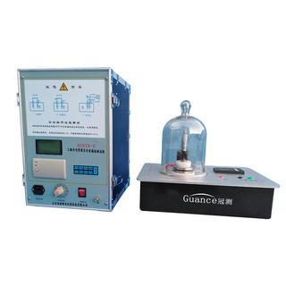 阻抗分析仪测量介电常数