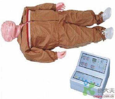 KAD/CPR500A高级小屏幕液晶显示全自动电脑心肺复苏模拟人(先生/小姐)