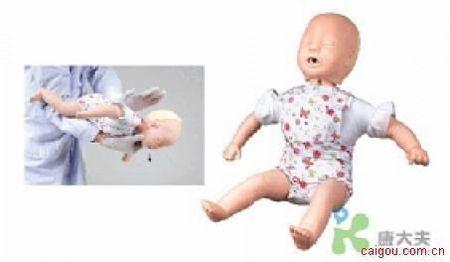KAD/CPR140高级婴儿梗塞模型