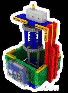创客机器人/教育机器人/益智机器人教学/GOMA_BrainA
