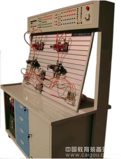 透明液压PLC控制实验系统
