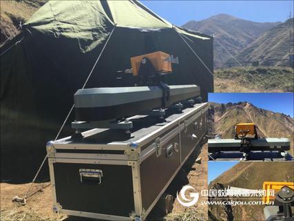 边坡合成孔径雷达监测预警系统