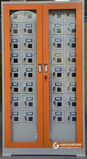 陈列展示柜 手机屏蔽柜 手机充电存放柜