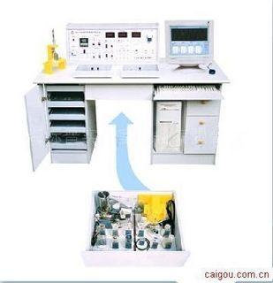BPJZY-Ⅲ型检测与转换(传感器)技术实训装置