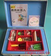 北京瑞思奇Ⅱ型机器人实验箱实验器材教学仪器