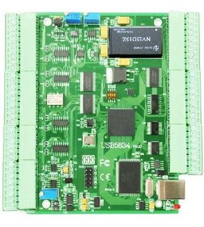 供应USB数据采集卡USB5834
