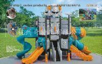 大型塑料组合滑梯 幼儿园大型玩具游乐设备