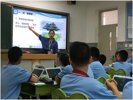 2019央馆观摩活动:67.2%现场赛课老师选择希沃产品