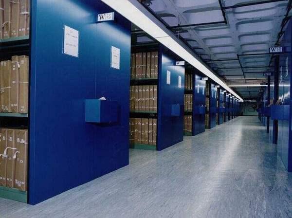 档案扫描仪:档案信息化智能录入设备