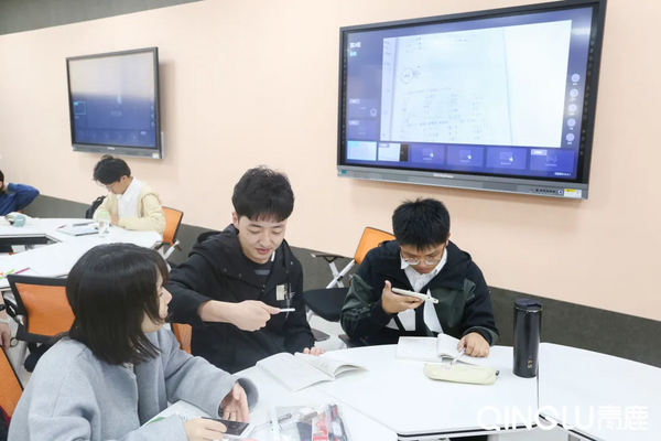 湖南大学的青鹿智慧教室,已常态化使用!